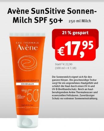 avene_sunsitive_sonnenmilch_spf50